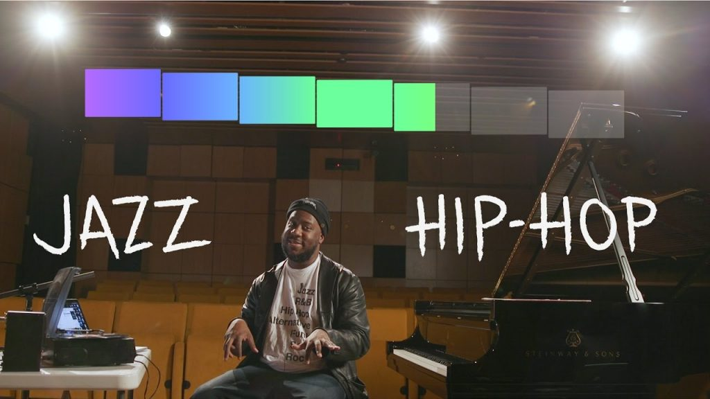 Robert Glasper on Jazz and Hiphop