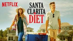 Poster of Tim and Drew for Santa Clarita Diet