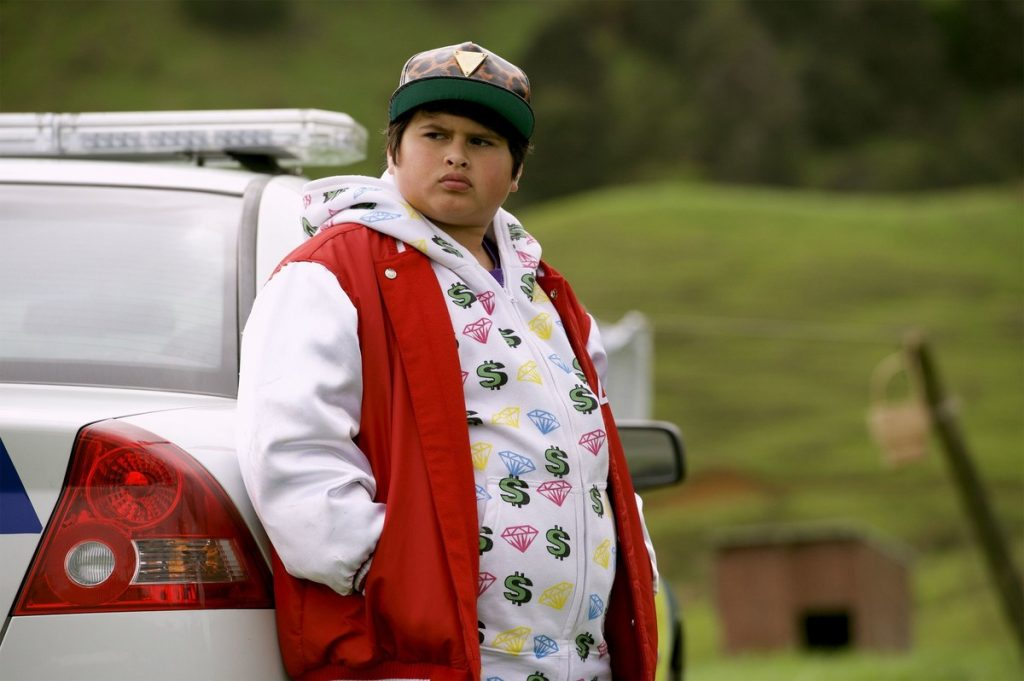 Ricky Baker in Hunt for the Wilderpeople