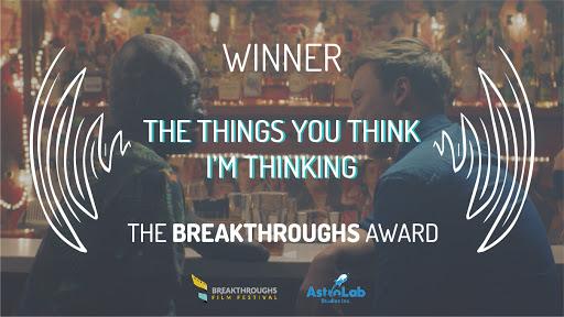 The Breakthroughs Award